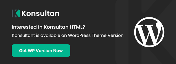 Konsultan | Consulting Business HTML Template - 1